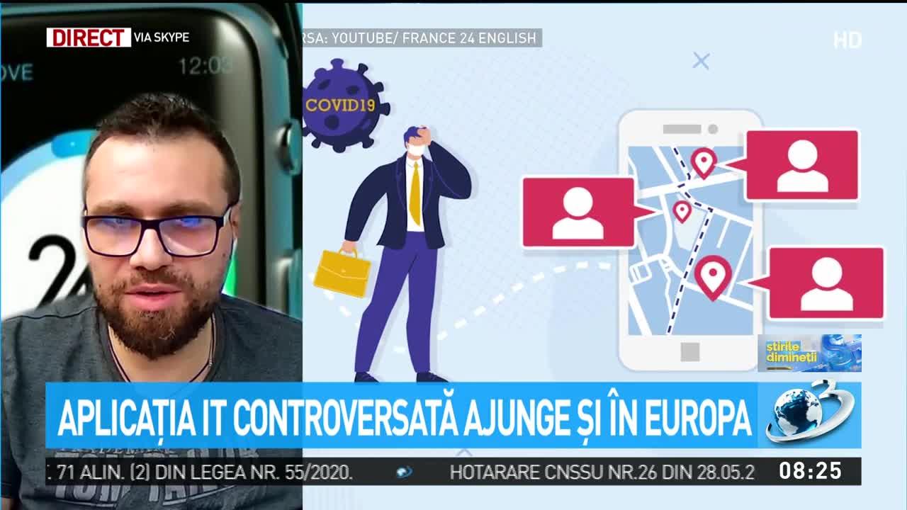 Cele mai controversate aplicații ajung și în Europa. Acestea pot folosi datele personale