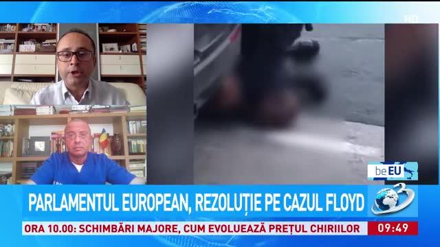 Be Eu.  Parlamentul European, o nouă rezoluție pentru Schengen. Ciuhodaru: Este o nedreptate majoră făcută României