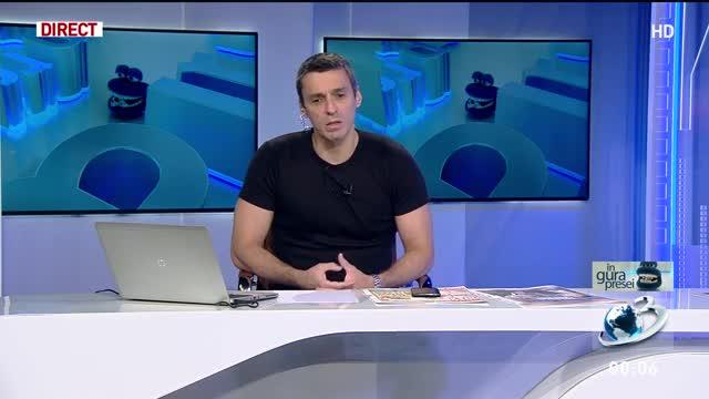 Mircea Badea către poliție: Nu vă dau nimic! Absolut nu!