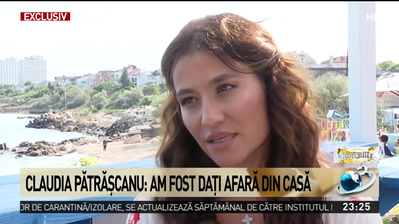 Claudia Pătrășcanu, dezvăluiri despre divorț