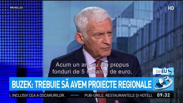 BeEU. Nica: România ar trebui să primească 750 milioane de euro