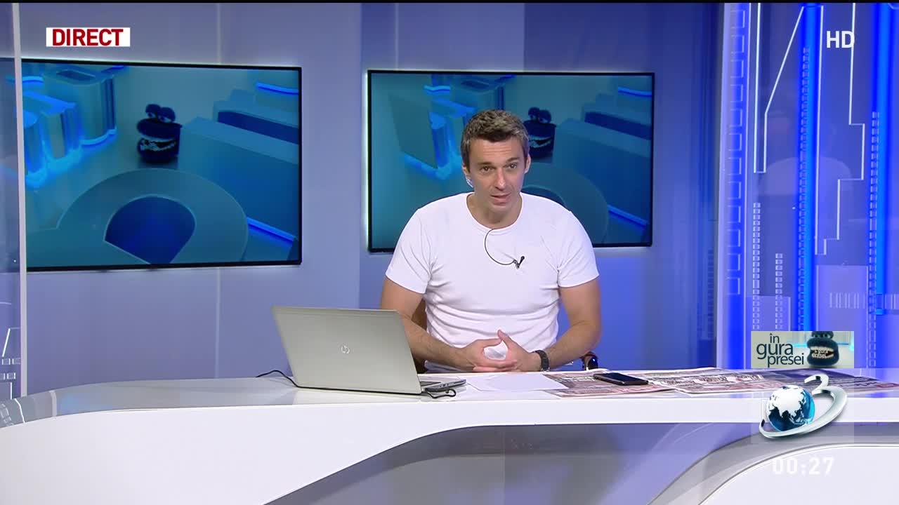 """Mircea Badea, șocat de Klaus Iohannis. """"A fost o altă persoană! Mi-am dat seama că e el pentru că..."""""""