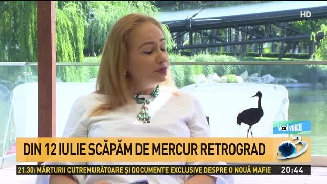 Când apar veşti bune pentru România. Astrologul Cristina Demetrescu: În 2020 nu se schimbă nimic