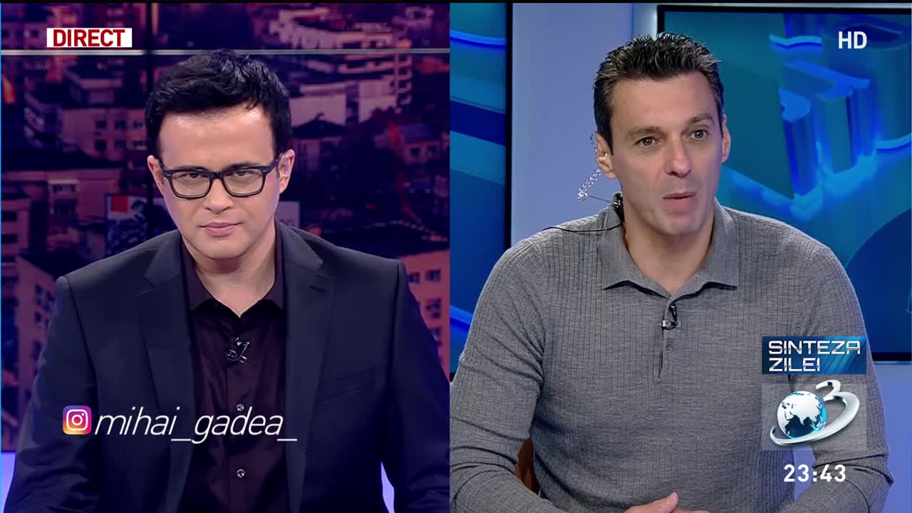 Mircea Badea: Pe mine nimic în România nu mă poate face să fac acest lucru! Nimic, nimic!
