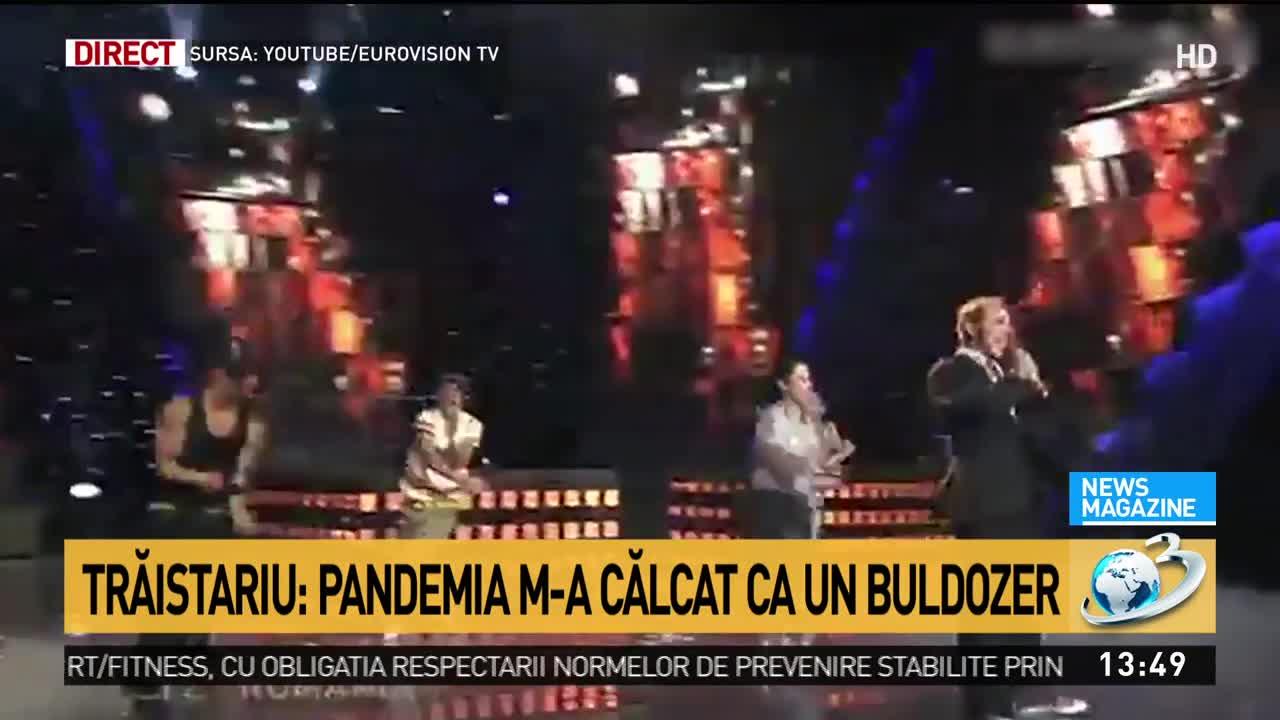 Mihai Trăistariu: Pandemia de COVID-19 m-a călcat ca un buldozer!