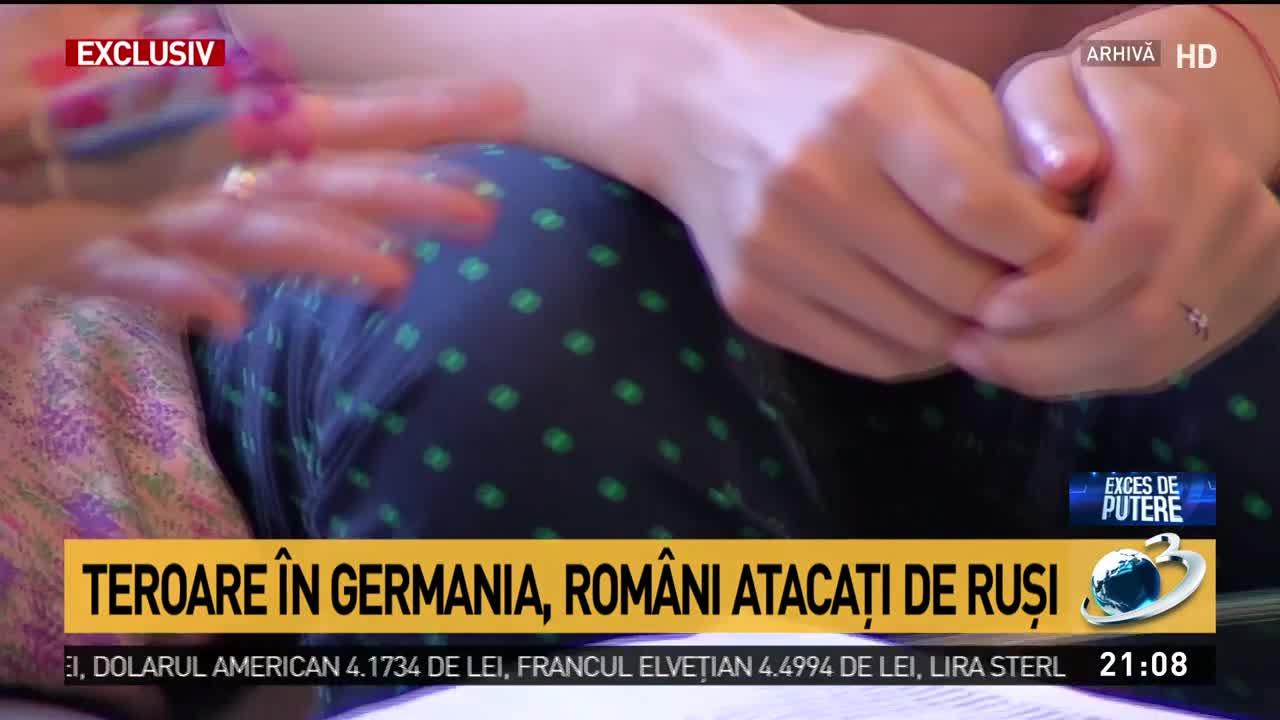 Teroare în Germania, români atacați de ruși