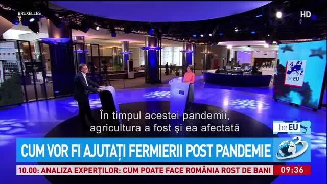 Be Eu: Soarta fermierilor, dezbătută în Parlamentul European. Lins: Ne așteaptă niște luni decisive