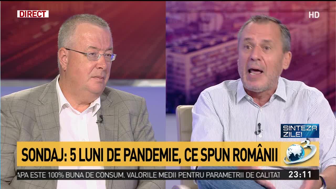 Starea managerulului Spitalului Clinic Colentina din București, infectat cu COVID-19, s-a îmbunătățit