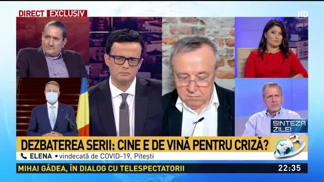 Mihai Gâdea, în direct cu ascultătorii: Cine răspunde pentru morții Covid? Ce cred românii