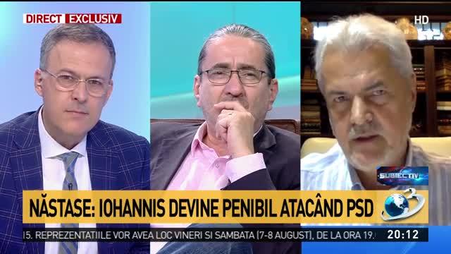 Adrian Năstase, declarație de ultimă oră despre abordarea PSD. Ce s-a întâmplat cu social democrații
