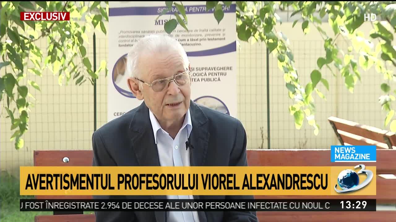 """Avertisment de la unul dintre cei mai importanţi specialişti ai Insitutului Cantacuzino: """"Nu există un control al testărilor"""""""