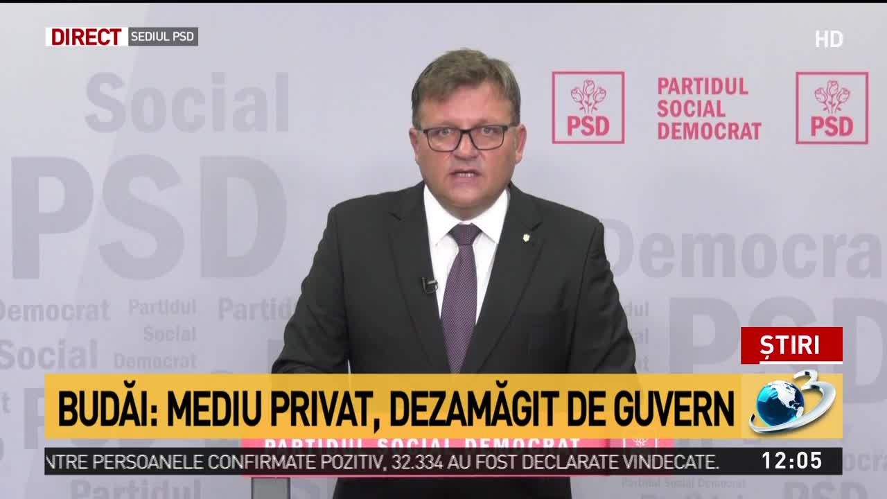 Reacția PSD după ce Cîțu nu a dar 40% la pensii. Budăi: Guvernul avea bani dacă nu fura în pandemie