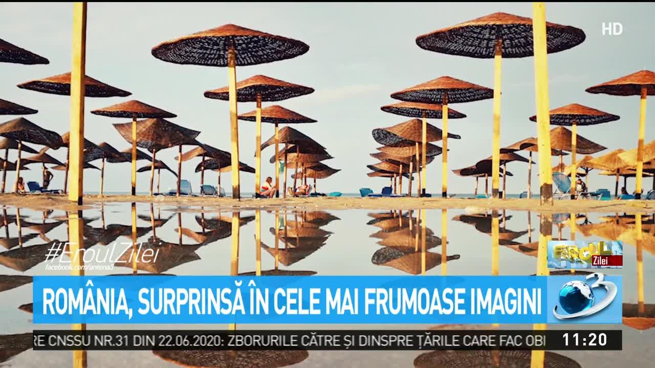 Vlad Eftenie, fotograful care surprinde România în cele mai frumoase imagini