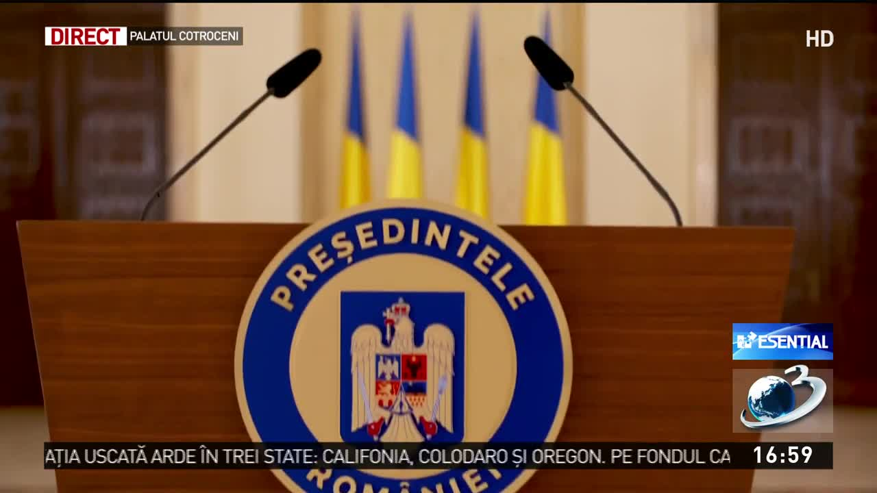 Iohannis: Guvernul, în dialog cu Comisia Europeană