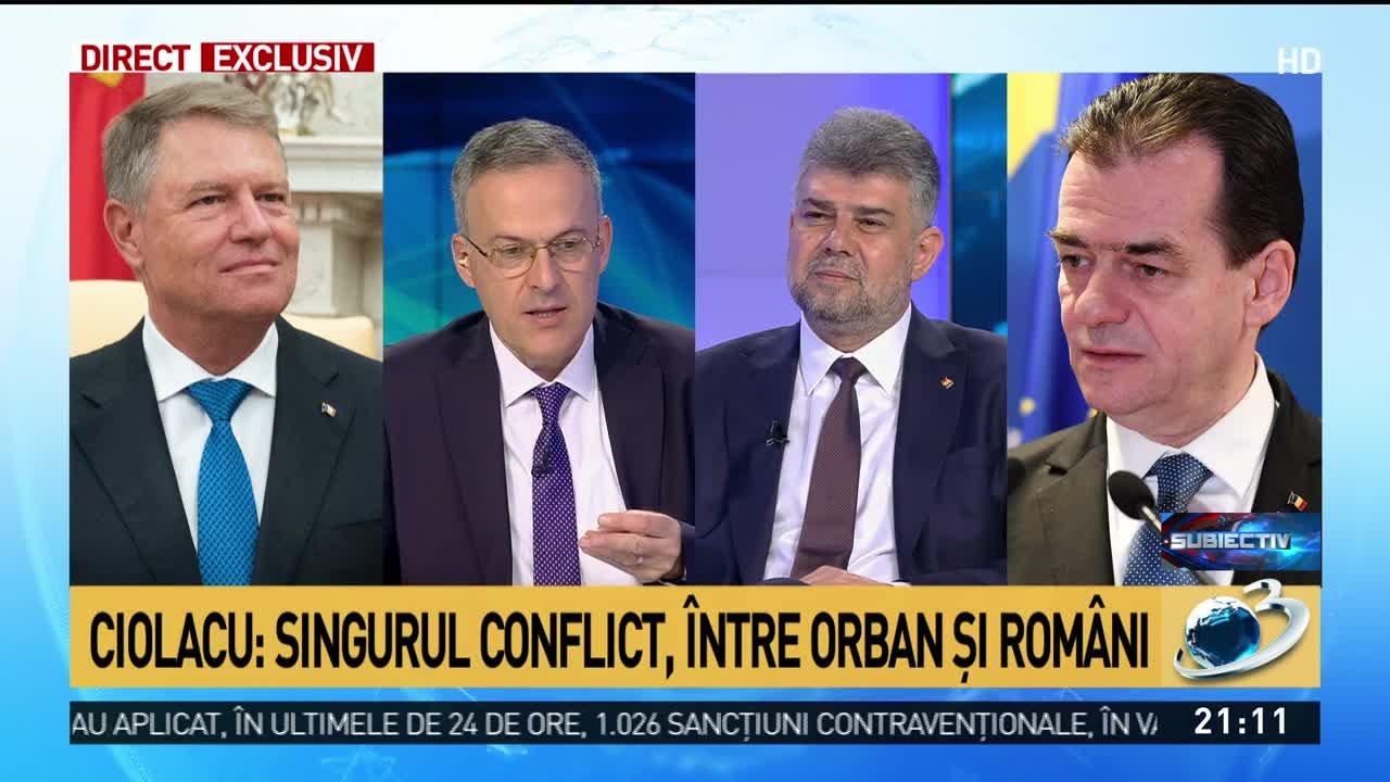 Cine e premierul propus de PSD în locul lui Orban. Marcel Ciolacu, dezvăluirea momentului