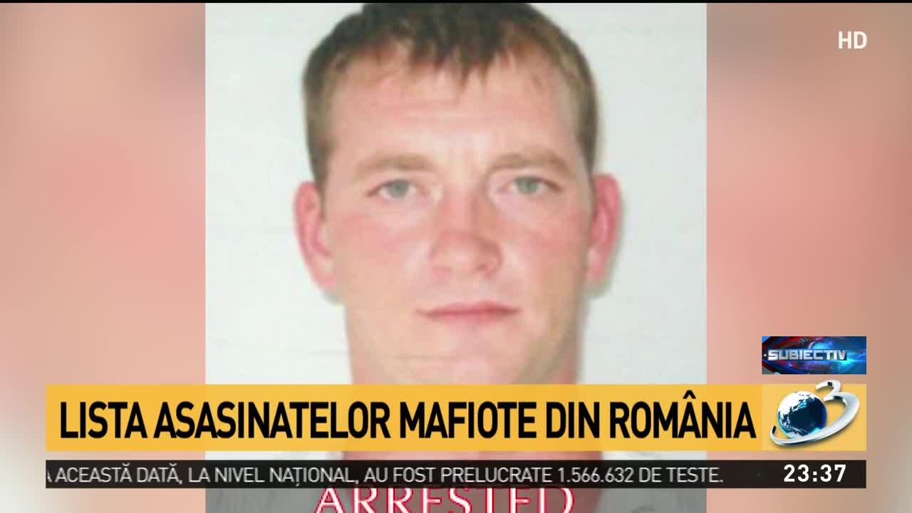 Lista asasinatelor mafiote din România