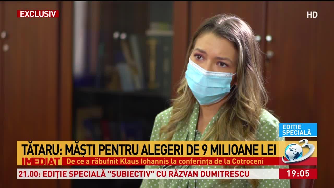 Ministrul Sănătății, interviu exclusiv la Antena 3