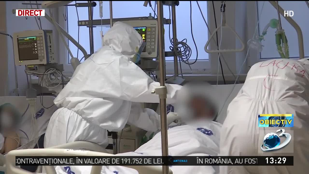 Din nou un număr uriaș de cazuri de coronavirus. 48 de persoane au decedat în ultimele 24 de ore