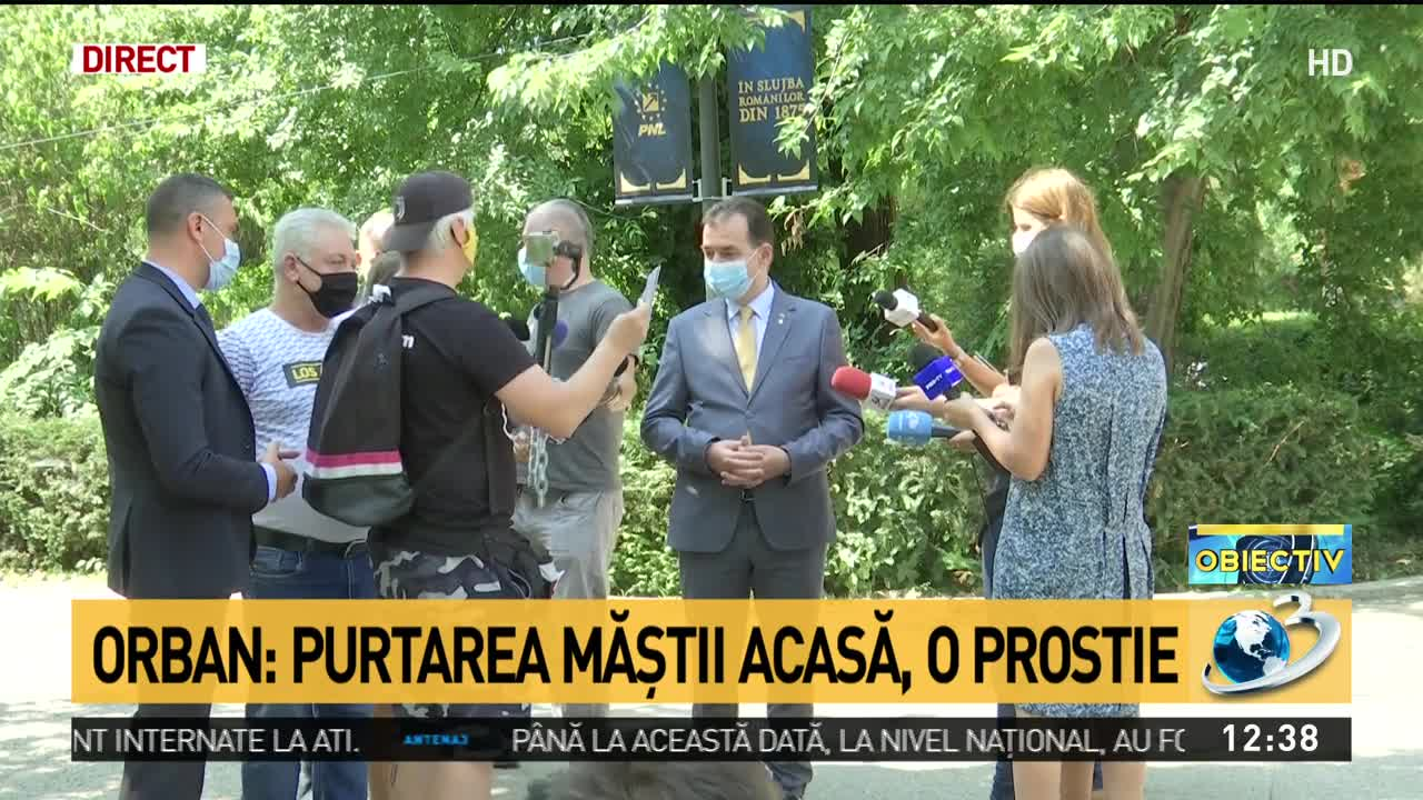 Orban nu primește un lanț să închidă ușile PNL