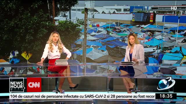 News Hour with CNN