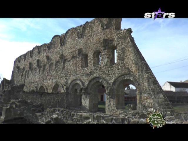 Biserica fortificată de la Cârţa