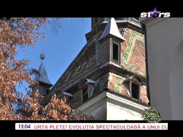 Reteaua de bisericii fortificate din Ardeal