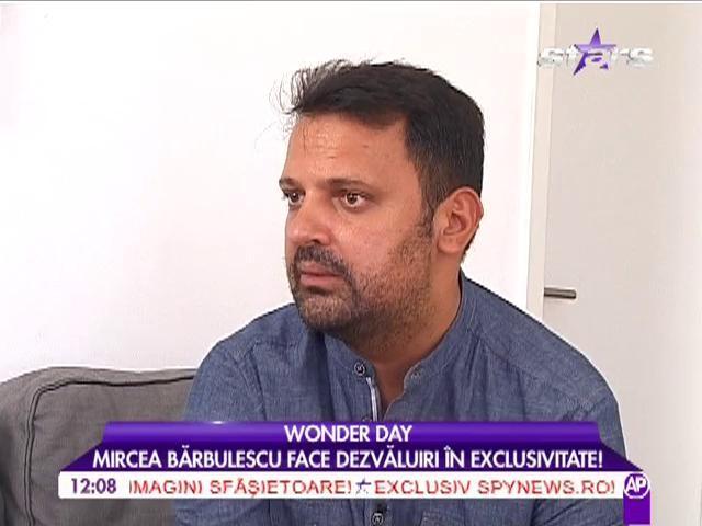 Mircea Bărbulescu face dezvăluiri în exclusivitate!