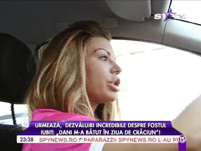 """Ana Mocanu, dezvăluiri şocante din trecut: """"Dani m-a bătut în ziua de Crăciun"""" (2)"""