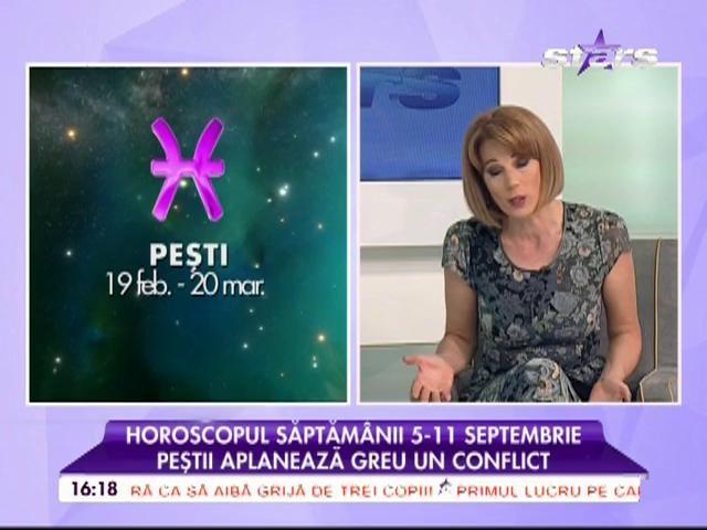 Horoscop 5-11 seprembrie Vărsător - Leu