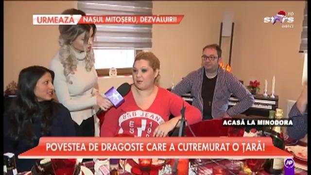 Mitoșeru și Minodora, dezvăluiri despre povestea de dragoste care a cutremurat România!