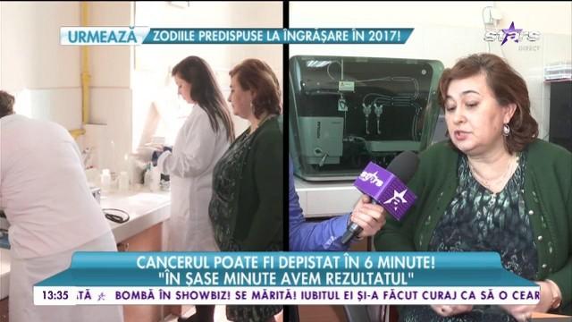 """Imagini pentru Doctorul Raluca Ioana van Staden a inventat aparatul care detectează cancerul în doar şase minute """"Este un mini senzor, de mărimea unui vârf de ac"""""""