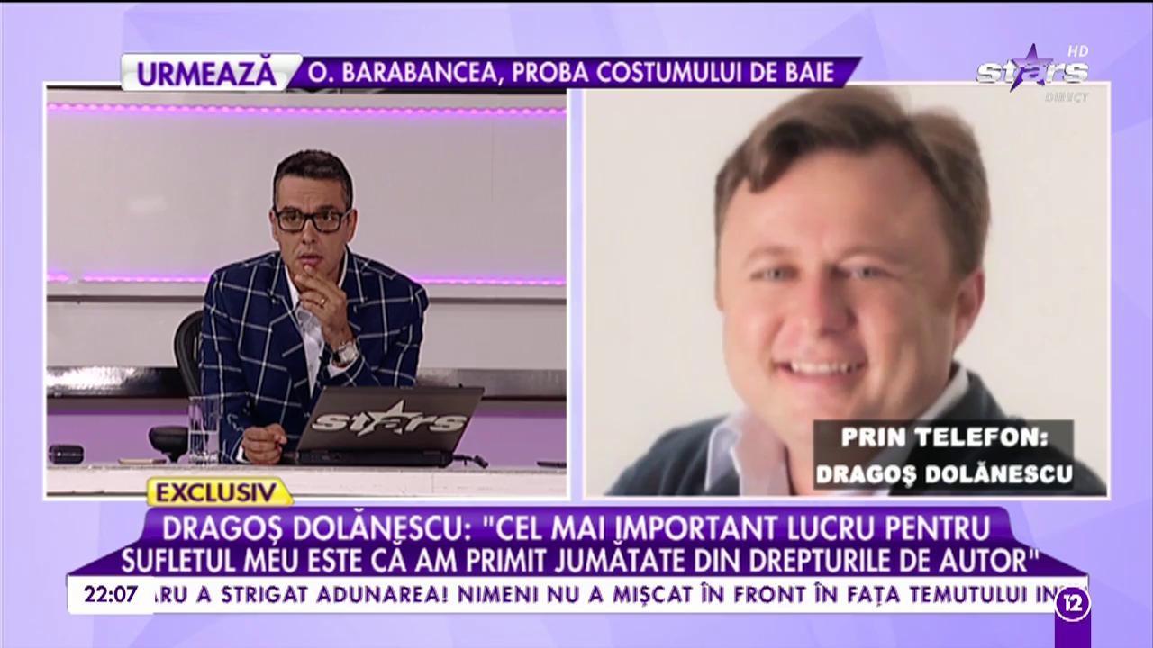 Dragoş Dolănescu a spus ce va face cu casa din Sinaia, primită moştenire