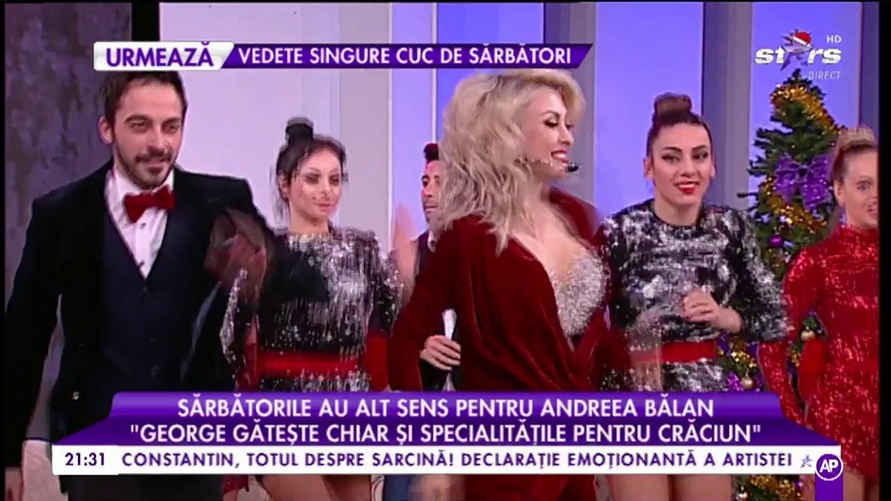 """Andreea Bălan - """"Fantezie de iarnă"""""""