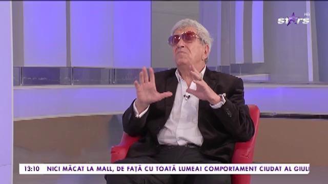 """Ion Dichiseanu: """"L-am bătut pe Ștefan Bănică, așa era scenariul"""""""