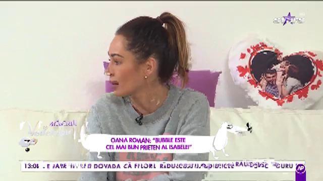 """Oana Roman: """"Pentru mine, a avea un câine a fost o salvare"""""""
