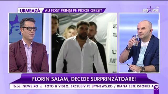 Florin Salam, decizie surprinzătoare! A iertat-o, iar acum îi pregătește o surpriză de zile mari