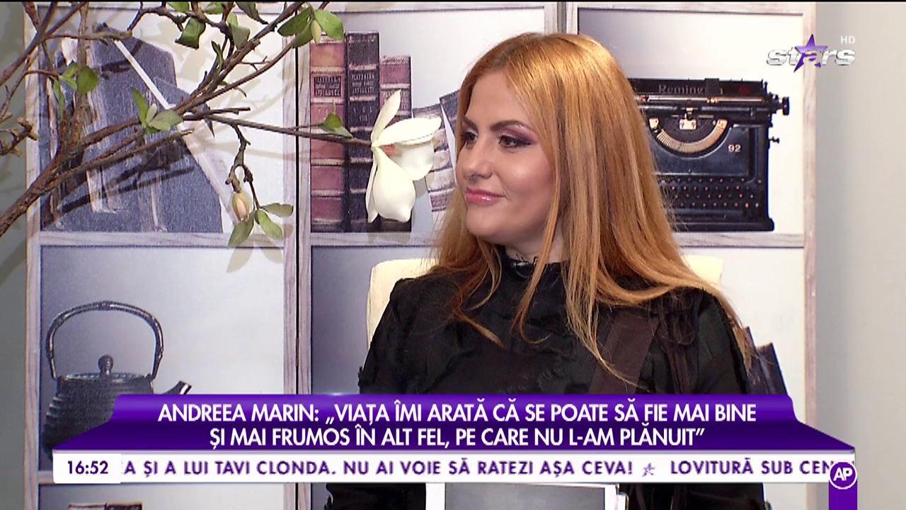 """Andreea Marin, despre relația cu iubitul ei: """"O relație nu poate rezista fără prezența fizică"""""""
