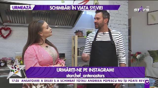 """Sylvia: """"Îmi place mâncare gătită repede, simplă și foarte bună"""""""