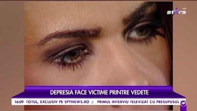 Depresia face victime printre vedete. Cât de mult le-a întunecat viața această boală perfidă
