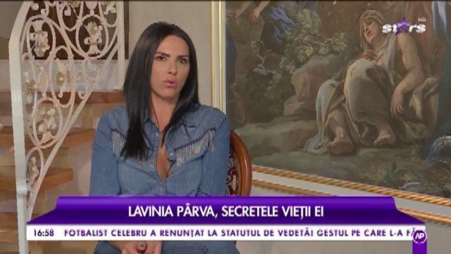 Cum își menține tenul tânăr și sănătos Lavinia Pârva