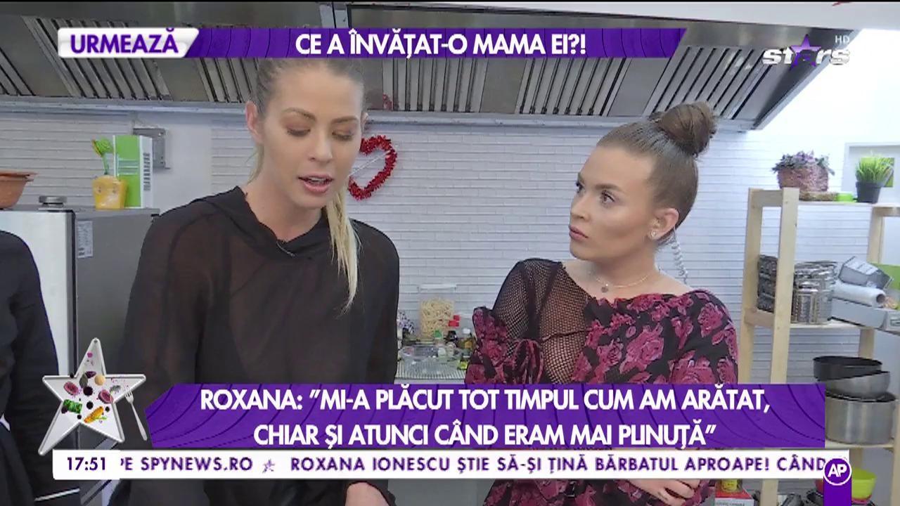 """Roxana Nemeș despre excese: """"Fac excese în muzică și în dragoste"""""""