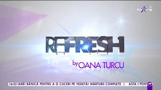 Refresh by Oana Turcu