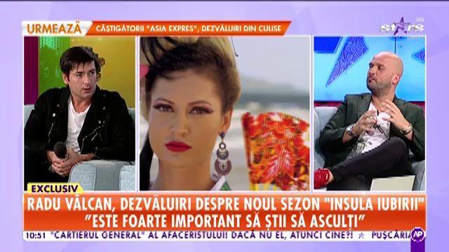 """Radu Vâlcan, un om schimbat după experiența Insula iubirii: """"Chiar dacă se despart, emisiunea le face un mare bine tuturor concurenților"""""""