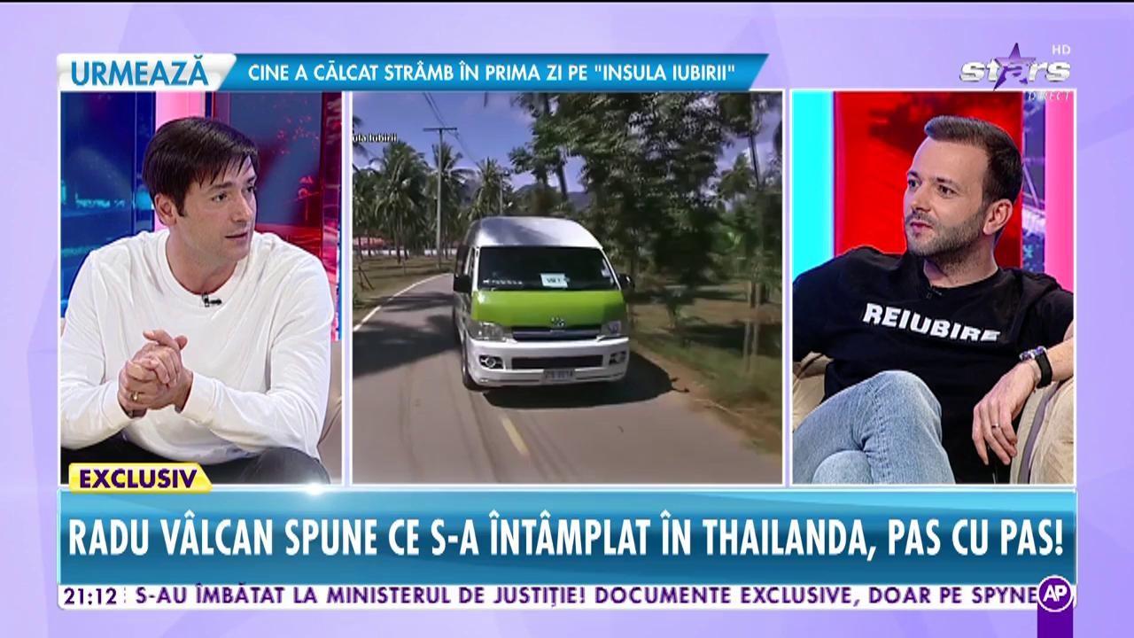"""Radu Vâlcan a spus adevărul despre Diana și Aurel de la Insula Iubirii! """"I-am văzut"""""""