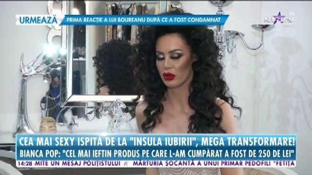 """Cea mai sexy ispită de la Insula Iubirii, de nerecunoscut Cum a slăbit Bianca Pop zece kilograme, în 14 zile: """"A fost foarte greu!"""""""
