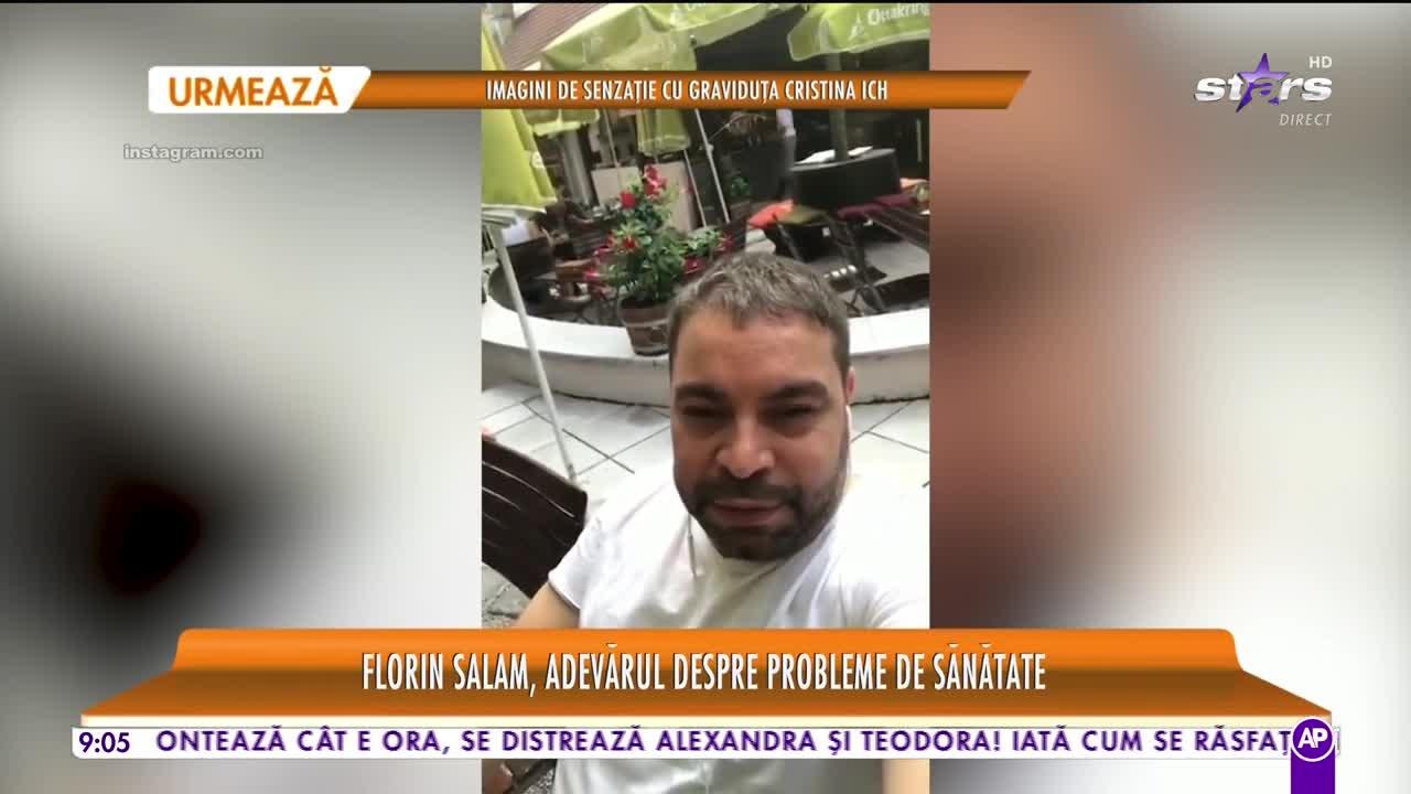 Promo - Florin Salam, primele declaraţii după ce s-a zvonit că se retrage din muzică!