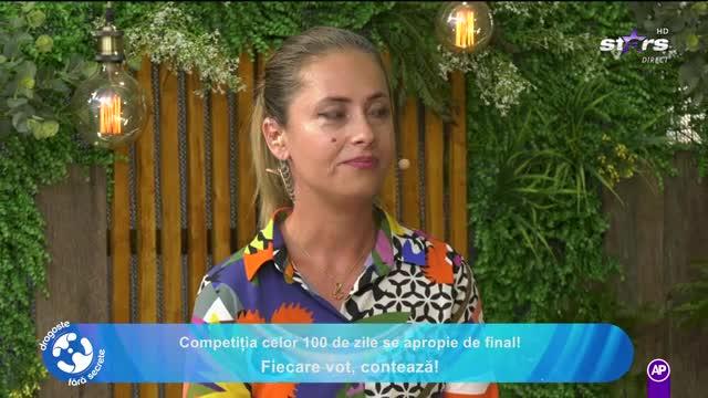 Bianca Sârbu, mesaj în rime pentru concurenții din emisiunea Dragoste fără secrete