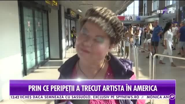 Saveta Bogdan s-a întors în România