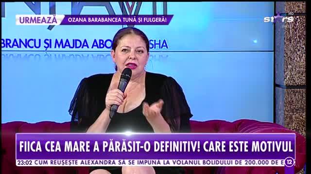 Agenția Vip. Rita Mureşan trece prin momente grele. Fiica cea mare a părăsit-o definitiv