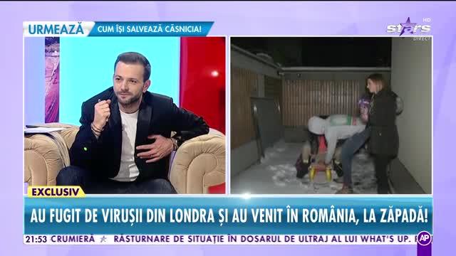 Răi da Buni. DJ Wanda și Karl au fugit de virușii din Londra și au venit în România.  Ce planuri au